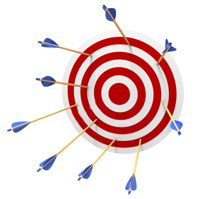 2-target-with-arrows